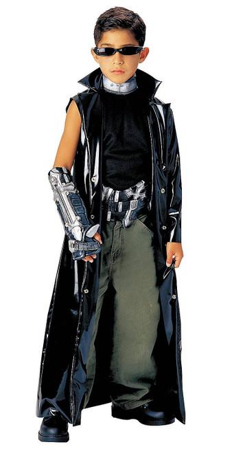 Matrix Slayer Commander Kids Costume