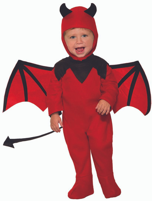 Daring Devil Toddler Costume