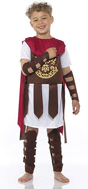 Roman Warrior Kids Costume