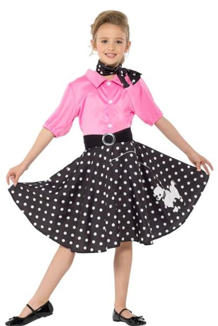 Rock N Roll Girls Costume