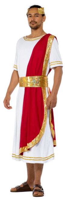 Caesar Roman Emperor Halloween Costume