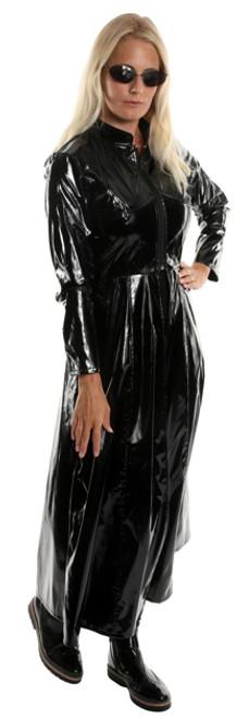 Matrix Hero Women Costume