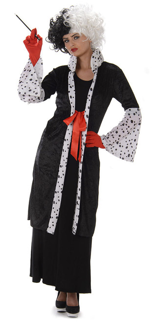 Cruella Devil Women Costume