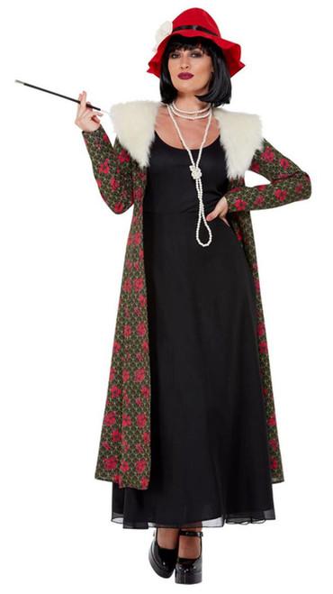 20s Gangster Moll Women Costume