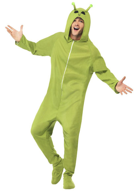 Alien Onesie Halloween Costume