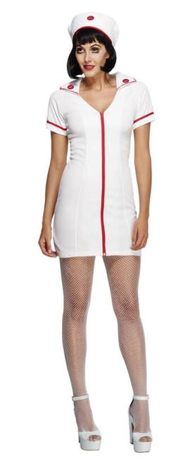 No Nonsense Nurse Halloween Costume