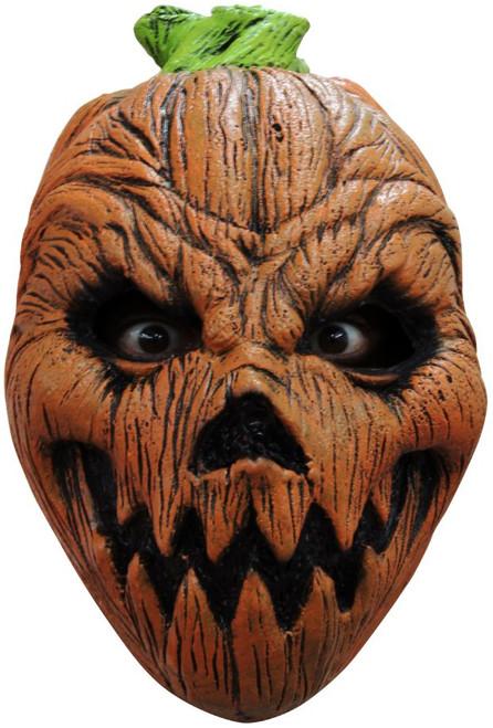 Halloween Pumpkin Full Latex Mask