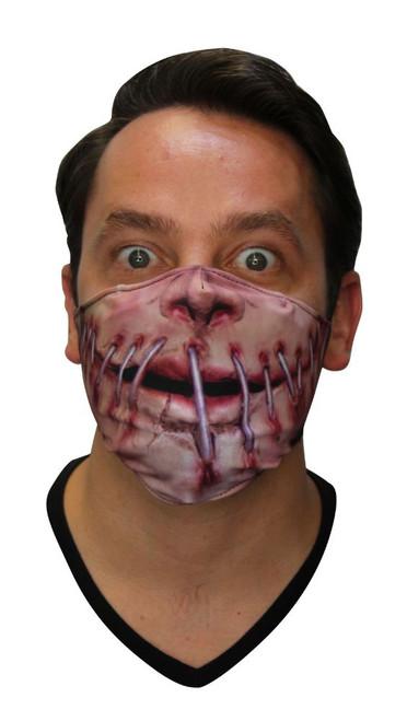 Serial Killer Fabric Mask