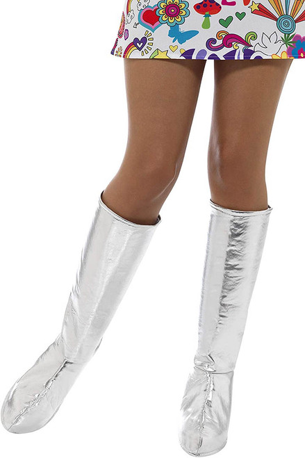 GoGo Silver Boot Covers
