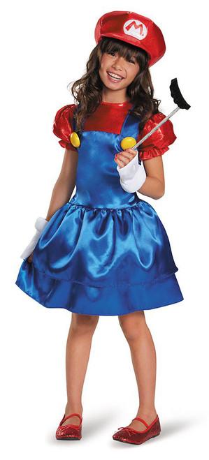 Super Mario Girls Costume