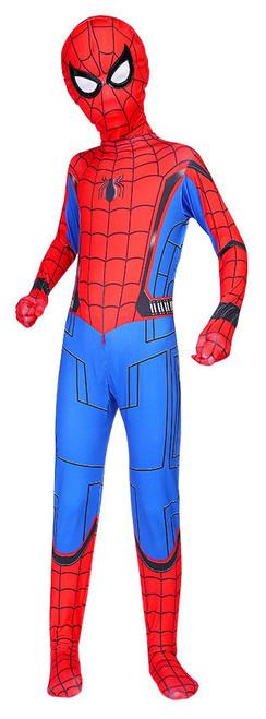 Spiderman Skinsuit Costume Kids