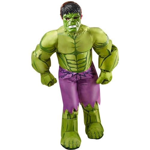 Hulk Inflatable Kids Costume