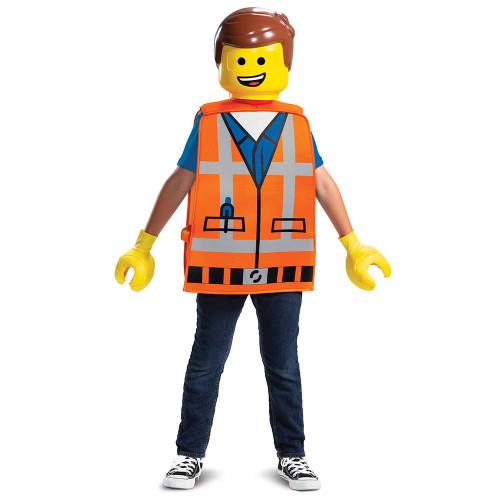 Lego Emmet Kids Costume