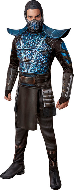 Mortal Kombat Sub-Zero Men Costume