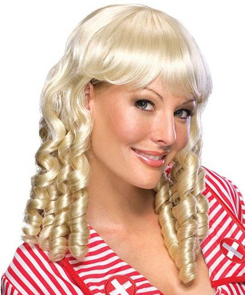 Baby Doll Blond Wig