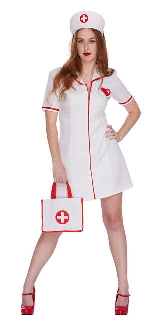 Lethal Nurse Women Costume