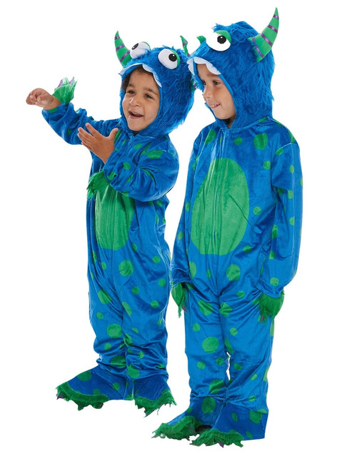 Silly Monster Toddler Costume