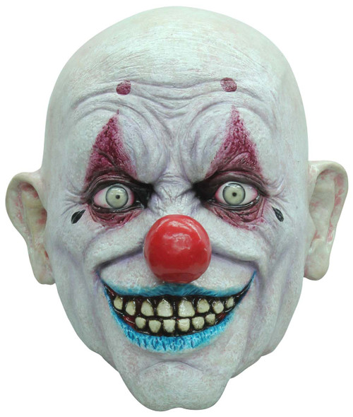 Crappy The Clown Latex Mask