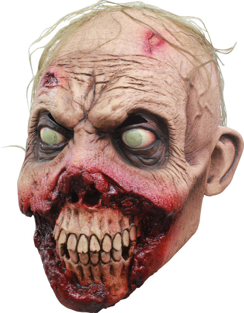 Rotten Gums Zombie Latex Mask