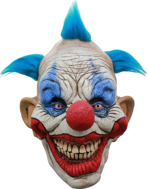 Dammy The Clown Latex Mask