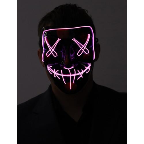 Pink Purge Mask