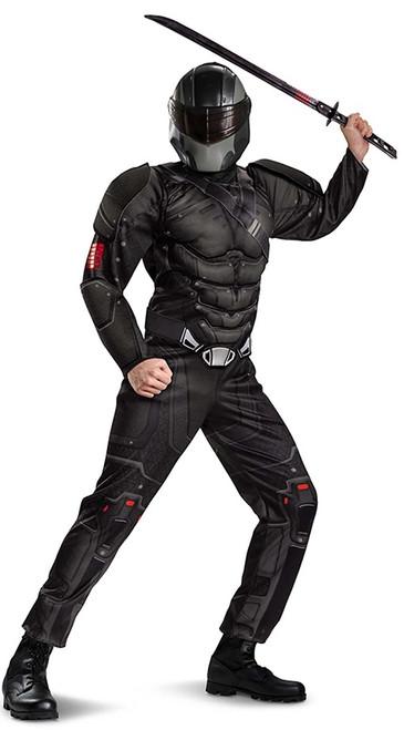 G.I. Joe Snake Eyes Men Costume