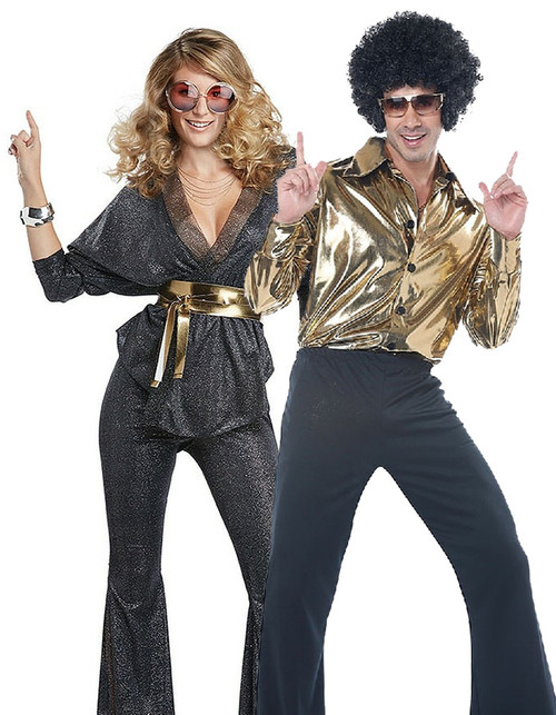 Disco Queen and King