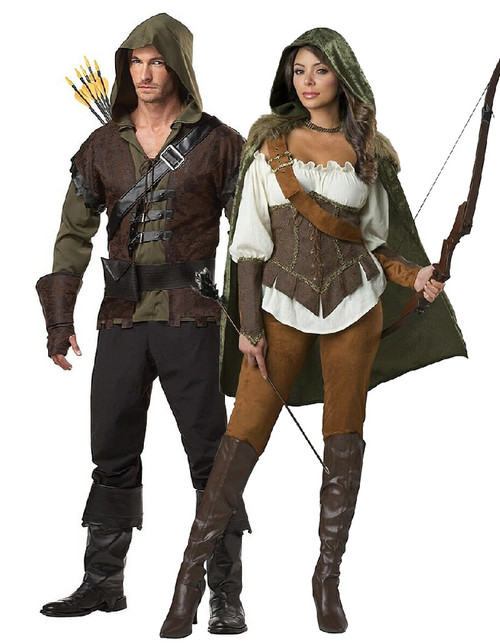 Robin Hood Couple