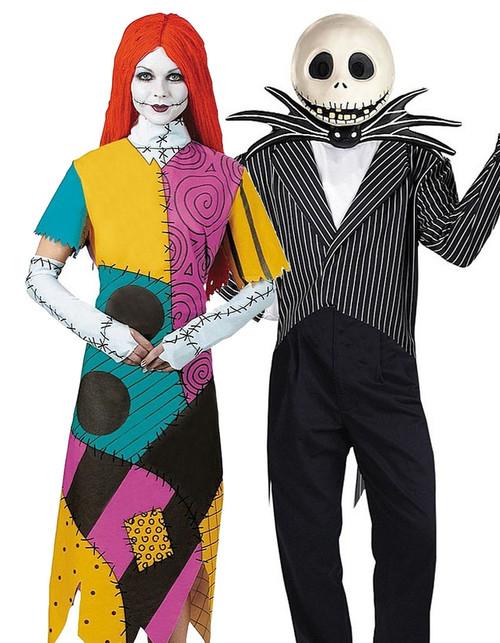 Jack and Sally Couple