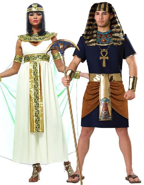 Cleopatra and Pharaoh Couple