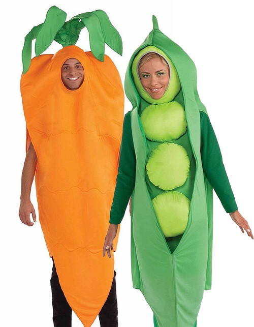 Peas and Carrot Couple