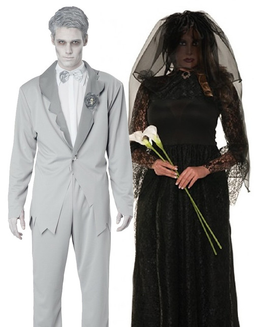 Ghost and the Widow Couple