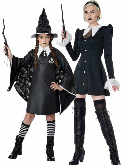 Witch in Training Costume