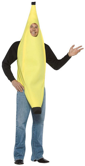 Banana Costume for Adults