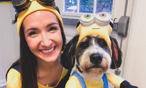 8 Hilarious Despicable Me Minion Costumes