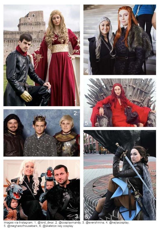 Game of Thrones Blog