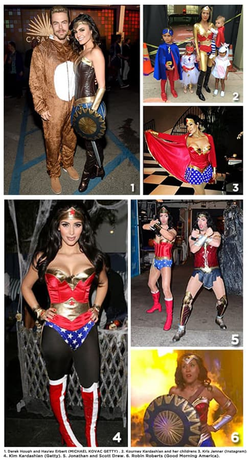 Wonder Woman Blog