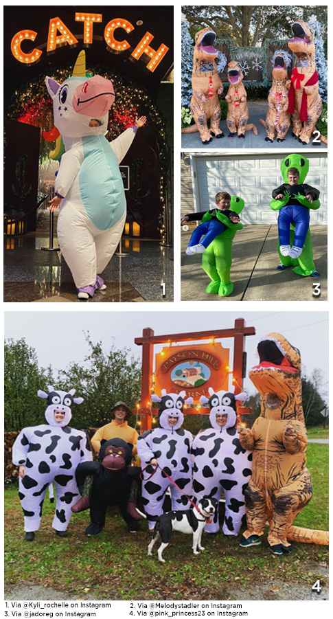 Inflatable Costume Blog