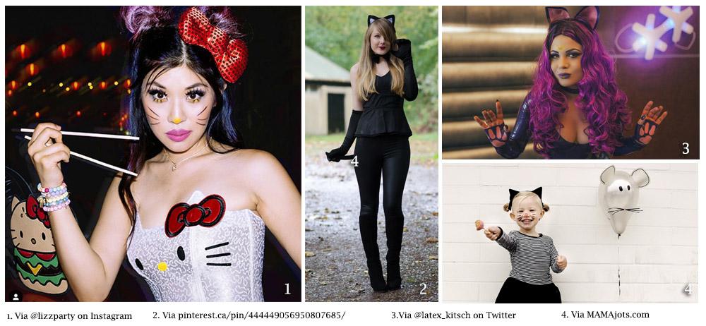 Cat Costumes Blog