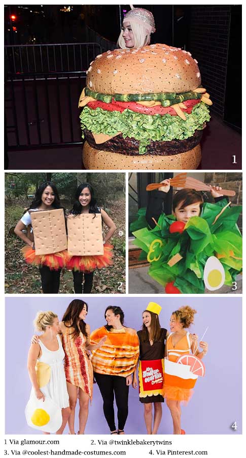 Food Costumes Blog