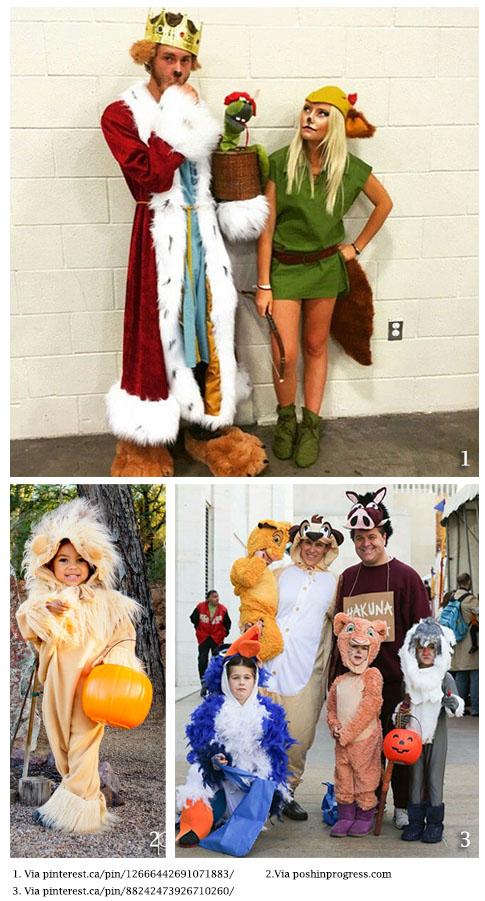 Famous Lion Costume Ideas