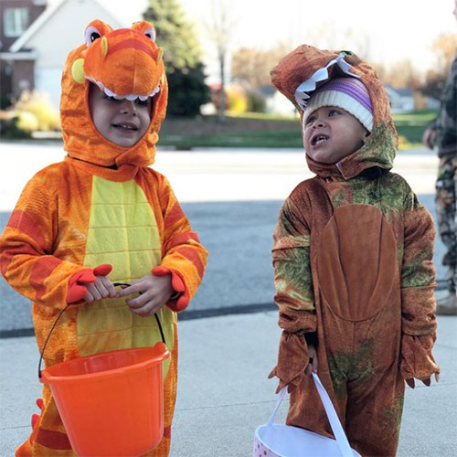 Land Before Time style dinosaur Costumes
