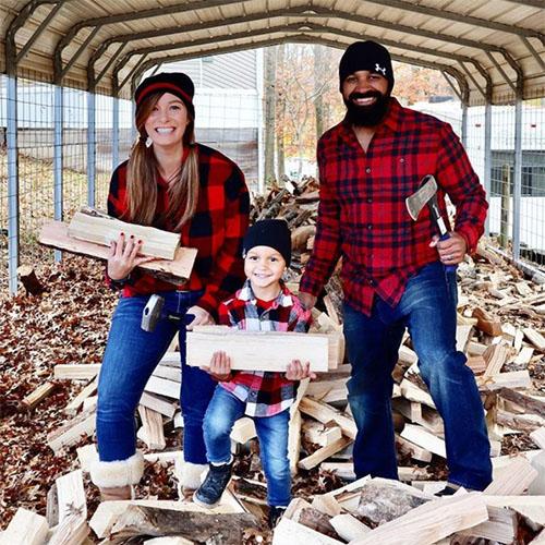 Family Lumberjack Costume