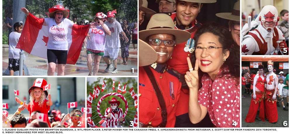 Canada Day Blog