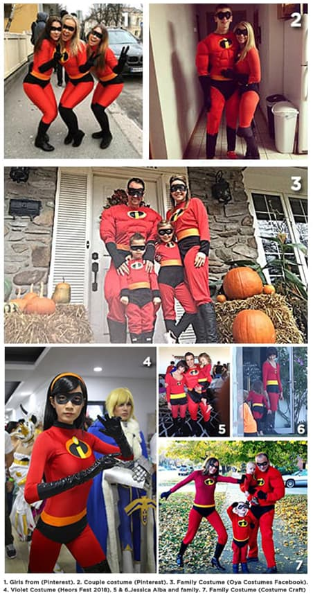 The Incredibles Blog