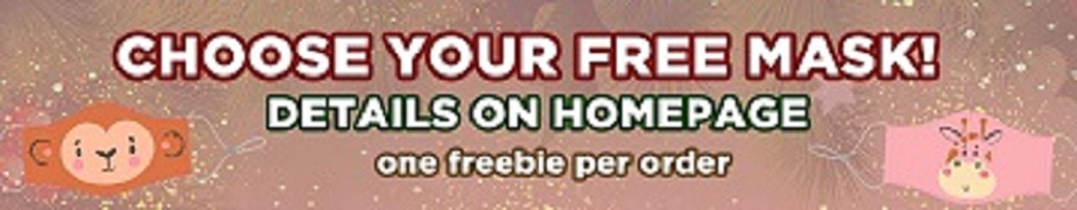 Free Mask Promo