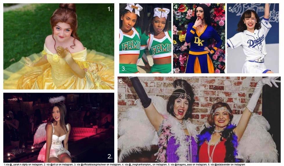 Women's Costumes Blog