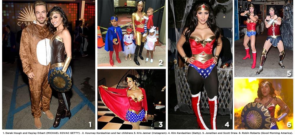 Wonder Woman Blog