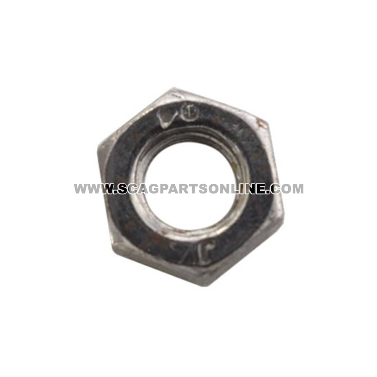 04025-03 Scag NUT, M5 X .8 METRIC HEX
