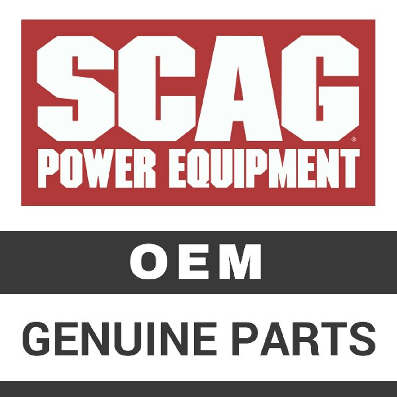 Scag DECAL HOUSING - FRONT 486359 - Image 1